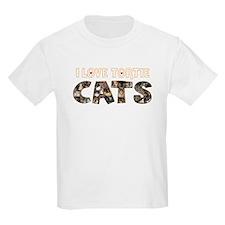I love Torties T-Shirt