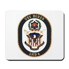 LHD 4 USS Boxer Mousepad