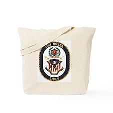 USS Boxer LHD 4 Tote Bag