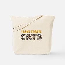 Cute Calico Tote Bag