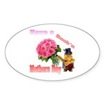 Have a Rock'n Mothers Day Kit Sticker (Oval 50 pk)
