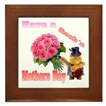 Have a Rock'n Mothers Day Kit Framed Tile