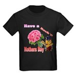 Have a Rock'n Mothers Day Kit Kids Dark T-Shirt