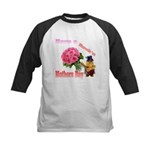 Have a Rock'n Mothers Day Kit Kids Baseball Jersey