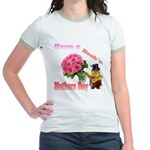 Have a Rock'n Mothers Day Kit Jr. Ringer T-Shirt