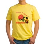 Have a Rock'n Mothers Day Kit Yellow T-Shirt