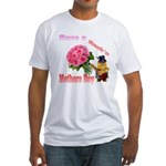 Have a Rock'n Mothers Day Kit Fitted T-Shirt