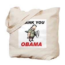 IMPEACH THE TELEPROMPTER Tote Bag