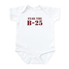 Fear The B-25 Infant Creeper