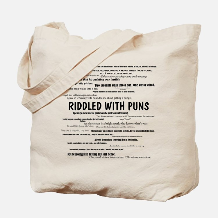 Cute Riddler Tote Bag