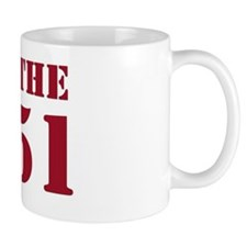 Fear the P-51 Mug