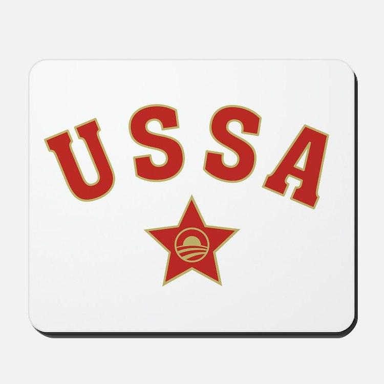 United Socialist States of America Mousepad