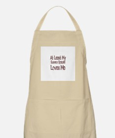 At Least My Sussex Spaniel Lo BBQ Apron