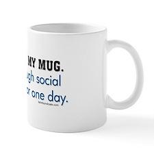 You Read My Small Mugs Small Mugs