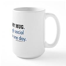 You Read My Mug Ceramic Mugs