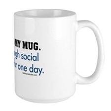 You Read My Mug Mug