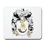 Luke Coat of Arms Mousepad