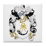 Luke Coat of Arms Tile Coaster