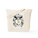 Luke Coat of Arms Tote Bag