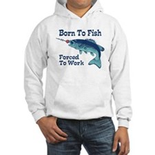 Funny Fishing Hoodie