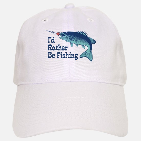 Funny Fishing Baseball Baseball Cap