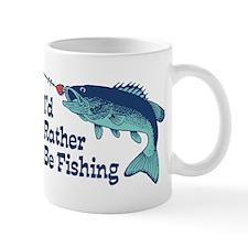 Funny Fishing Mug