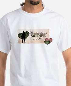 standing by my soldier Shirt