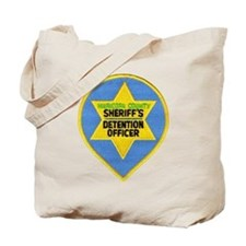 Maricopa County Jailer Tote Bag