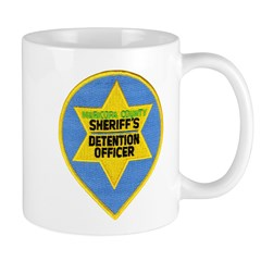 Maricopa County Jailer Mug