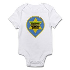 Maricopa County Jailer Infant Bodysuit