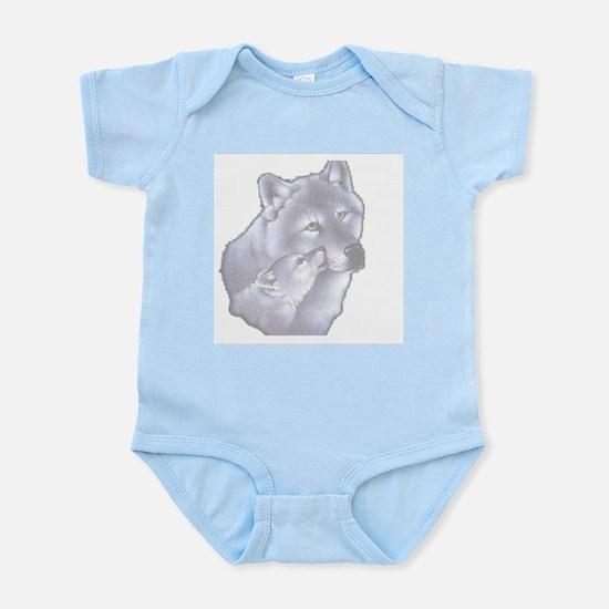 WOLF Infant Creeper