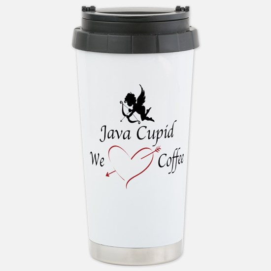 Java Cupid Swag Travel Mug