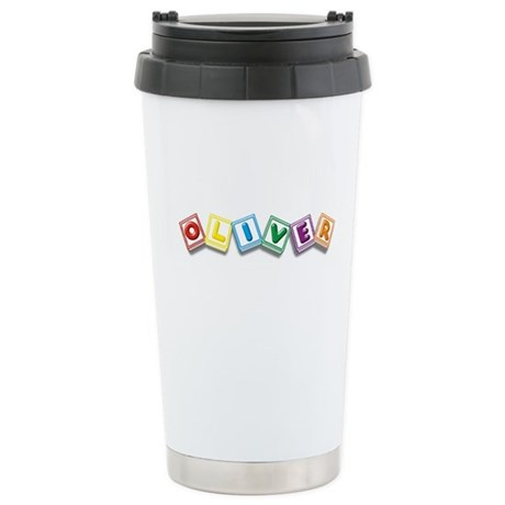 Oliver Stainless Steel Travel Mug