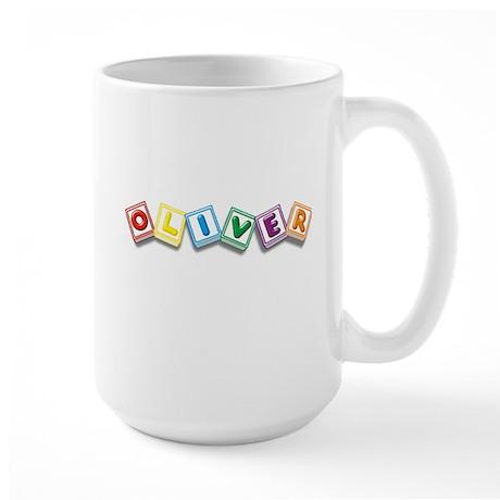Oliver Large Mug