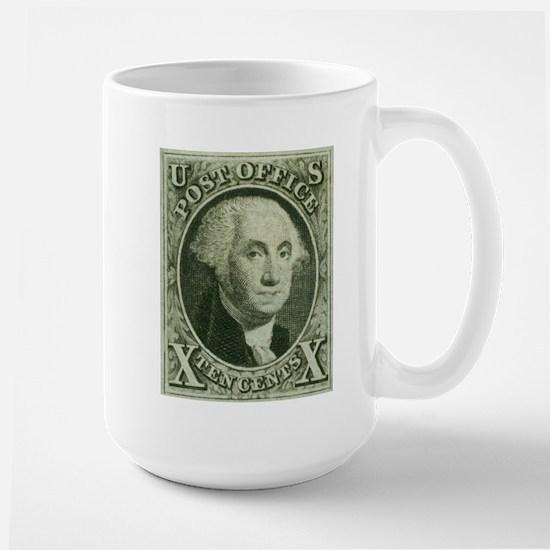 United States #2 Washington Large Mug