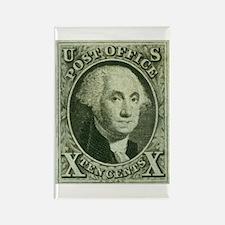 United States #2 Washington Rectangle Magnet