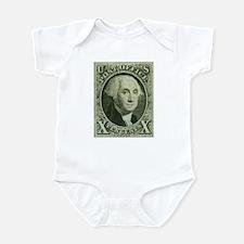 United States #2 Washington Infant Bodysuit