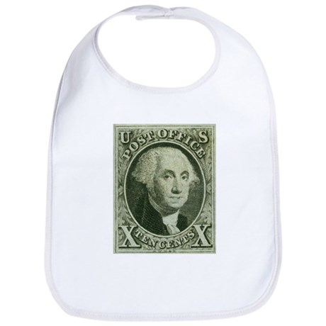 United States #2 Washington Bib