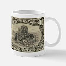 United States #290 1898 10c Mug