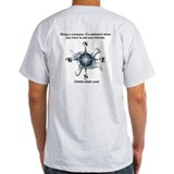 Bring a compass Mens Light T-shirts