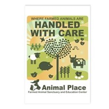 Handled With Care-Misc & More Postcards (Package o