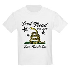 Don't Tread On Me 4 T-Shirt