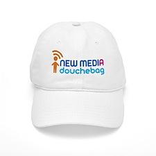 New Media Douchebag Baseball Cap