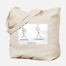 Cool Gnostic Tote Bag