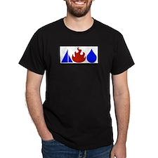PYC Fire Logo T-Shirt