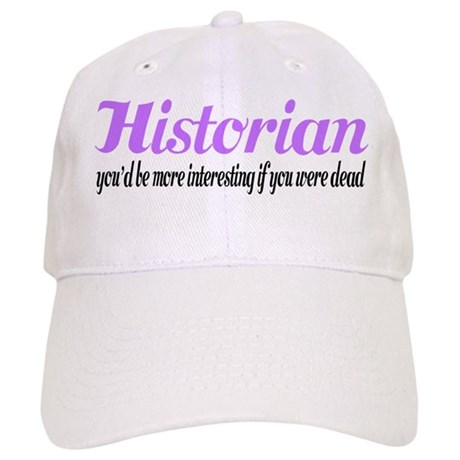 Purple History Cap