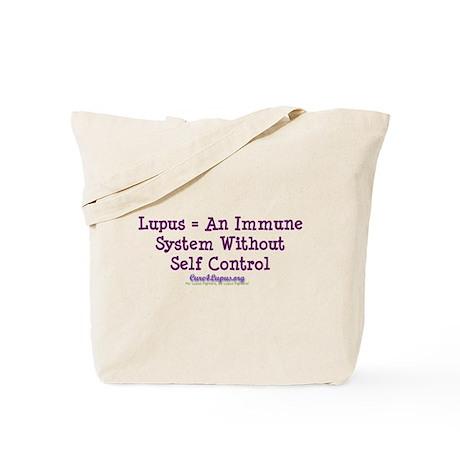 Self Control Tote Bag