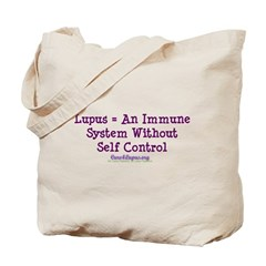 Self Control Tote Bag