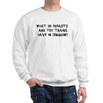 Men's Breastfeeding Shirts Sweatshirt