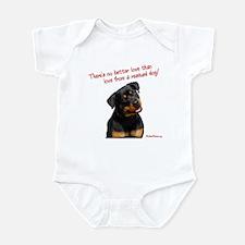 No Better Love - Infant Bodysuit